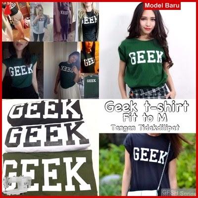 GFSH2309230 Setelan Geek Keren Terbaru Tee BMG