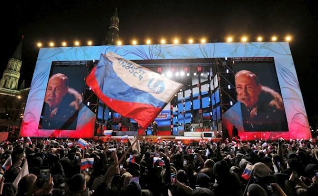 Rusia, banderas
