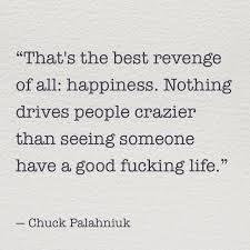 Meme de humor sobre una cita de Palahniuk