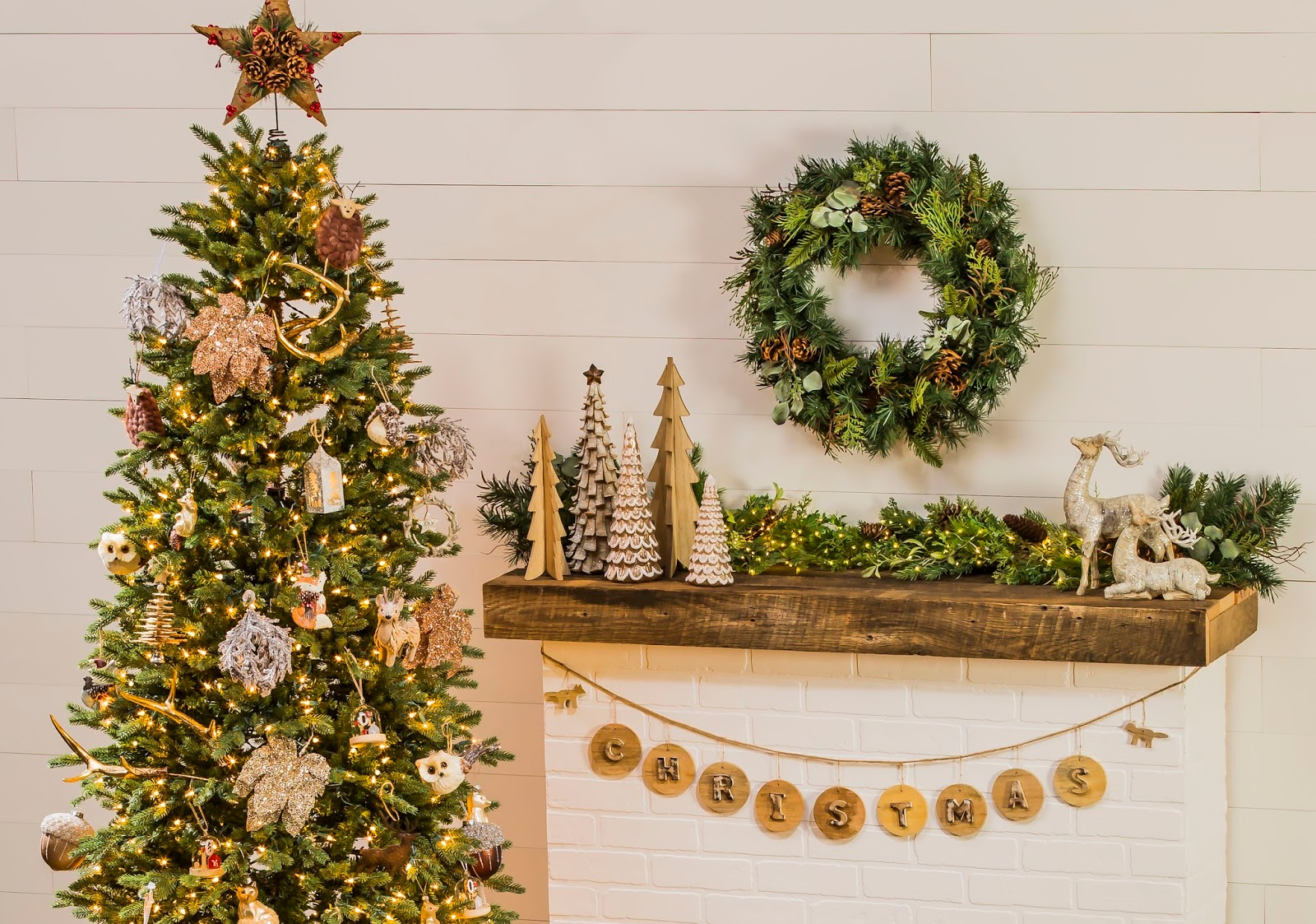 our winter themed collections are great for consumers who may not celebrate christmas or who may prefer to decorate with a style that has some longevity - 2017 Christmas Decor Trends