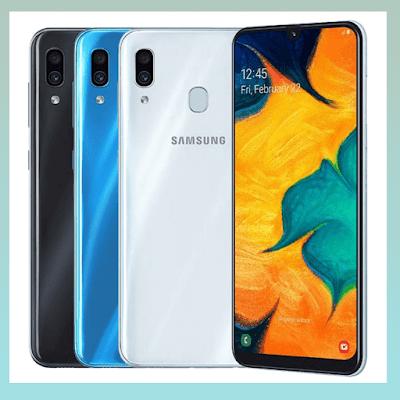 سادس هاتف : Samsung Galaxy A30