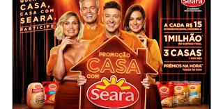 Promoção Casa Com Seara 2019