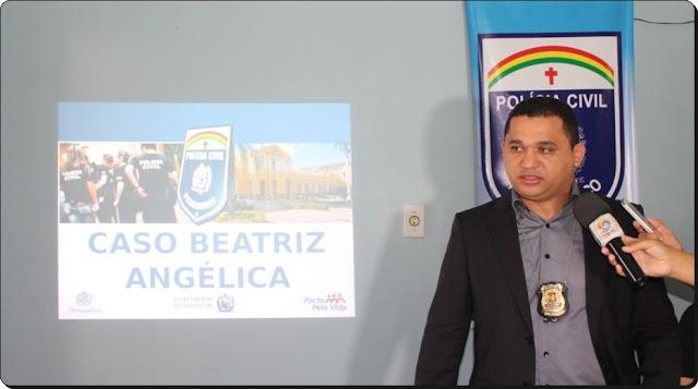 CASO BEATRIZ ▬ PERÍCIA APONTA QUE MAIS PESSOAS PARTICIPARAM DO CRIME. CONFIRA MAIS INFORMAÇÕES