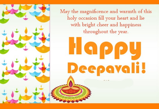 Deepavali Greetings Messages, Cards and Gifts this Diwali