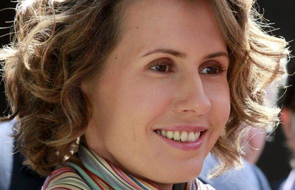 standby life: 美しすぎる独裁者の妻 アスマー・アル=アサド! Asma Al-Assad Called ...
