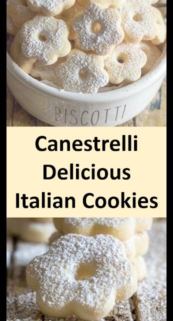 Canestrelli Delicious Italian Cookies #Canestrelli #Delicious #Italian #Cookies #CanestrelliDeliciousItalianCookies