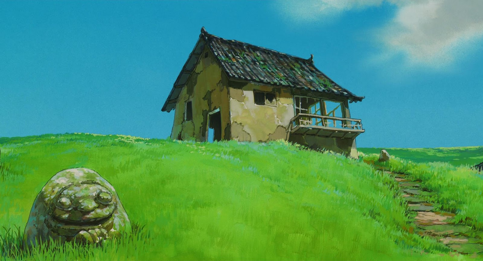 review spirited away