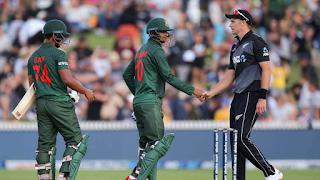 Cricket Highlightsz - New Zealand vs Bangladesh 3rd T20I 2021 Highlights