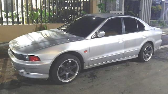 Mitsubishi Galant Hiu