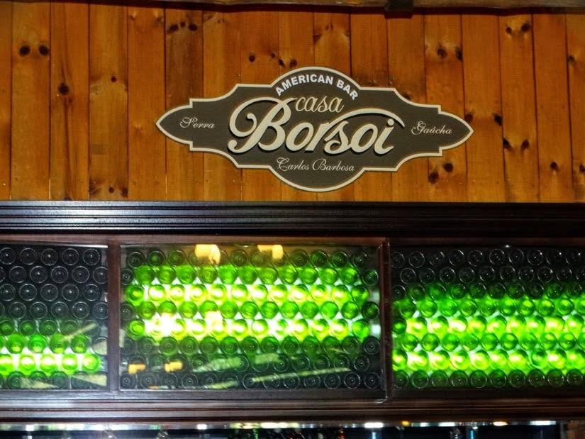 Onde comer em Carlos Barbosa (RS) - review restaurante Casa Borsoi