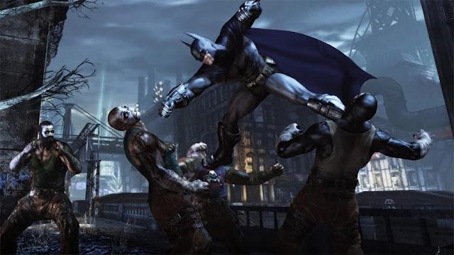 Batman Melhores jogos de mundo aberto para Xbox 360 e PS3