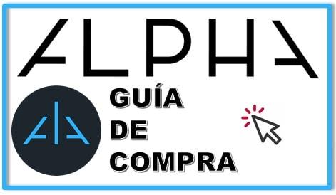 Cómo Comprar Criptomoneda ALPHA FINANCE LAB (ALPHA)
