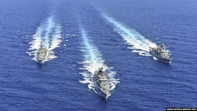 Grecia e Turchia si allontanano dal compromesso sulle rivendicazioni mediterranee