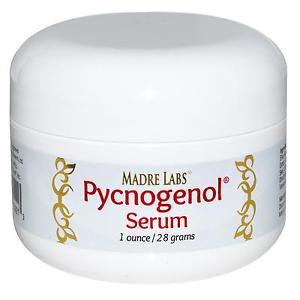 Madre Labs, Pycnogenol Serum (Cream), 1 oz (28 g) سيروم لنظارة الوجه