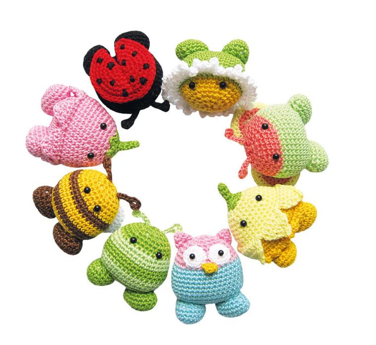 Garden Pals Easy Amigurumi Crochet Pattern Sayjai Amigurumi