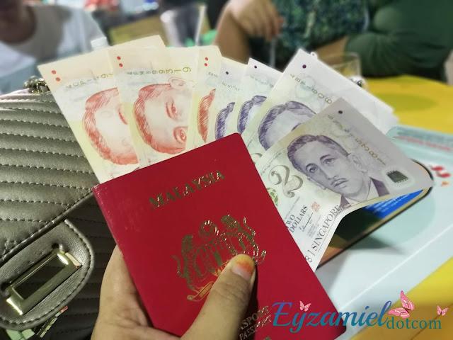 Ada ke Pakej Murah ke Singapore?