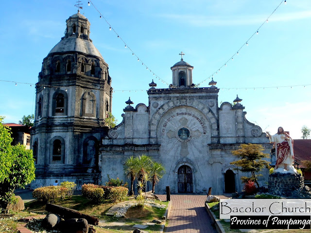 tourist spots in Pampanga