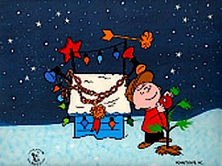 O Natal do Charlie Brown