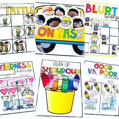 back to school classroom management games