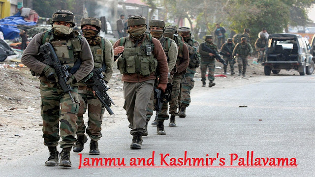 Jammu and Kashmir's Pallavama