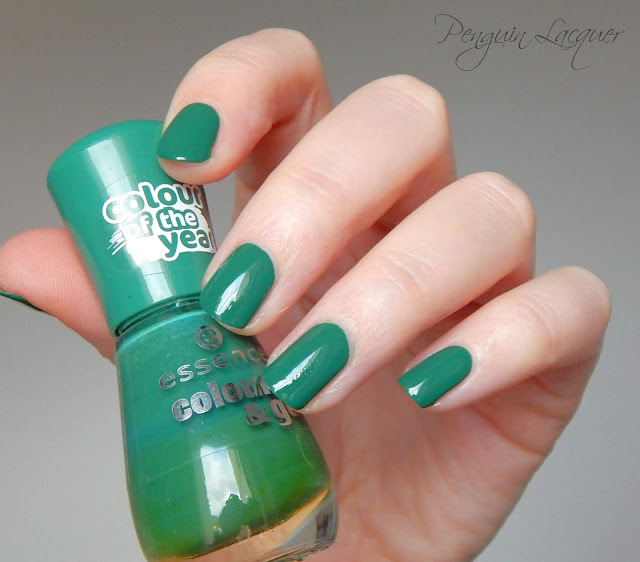 Essence Colour & Go the green and the grunge