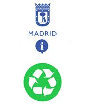 Tapones de plástico, bombonas de gas, corcho blanco y neumáticos de bicicleta a los puntos limpios