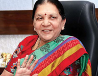 Anandiben Patel Takes Oath As UP Governor
