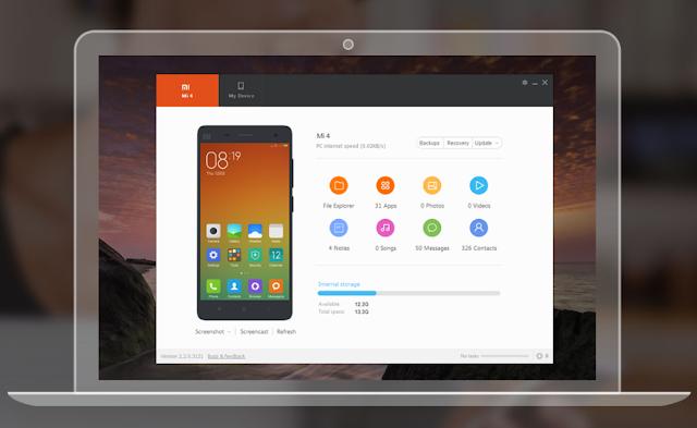 Xiaomi Tidak Konek Ke Mi PC Suite? Begini Cara Mengatasinya