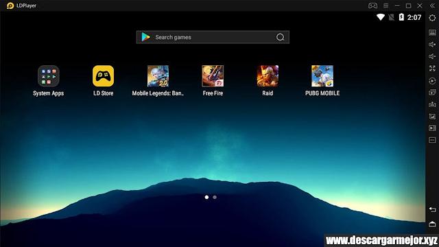Descargar Emulador LDPlayer