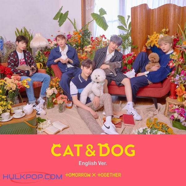 TXT (TOMORROW X TOGETHER) – Cat & Dog (English Ver.) – Single (ITUNES MATCH AAC M4A)