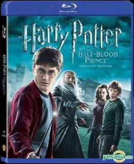 Harry Potter and the Half-Blood Prince (2009) BDRip 1080p 4GB Dual Audio ( Hindi - English ) AC3 5.1 MKV