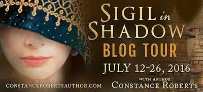 Blog Tour ~ Review: Sigil in Shadow by Constance Roberts