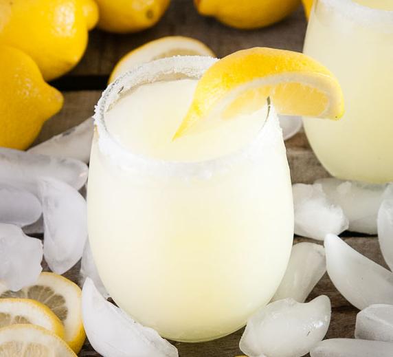 Boozy Lemonade Slushies #sangria #cocktail #part #healthydrink #fresh