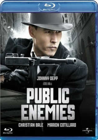 Public Enemies 2009 BluRay 1Gb Hindi Dual Audio 720p Watch Online Full Movie Download bolly4u