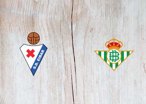 Eibar vs Real Betis -Highlights 13 May 2021