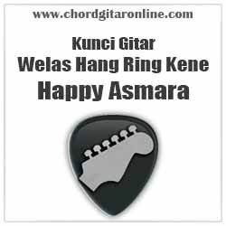 Chord Happy Asmara Welas Hang Ring Kene