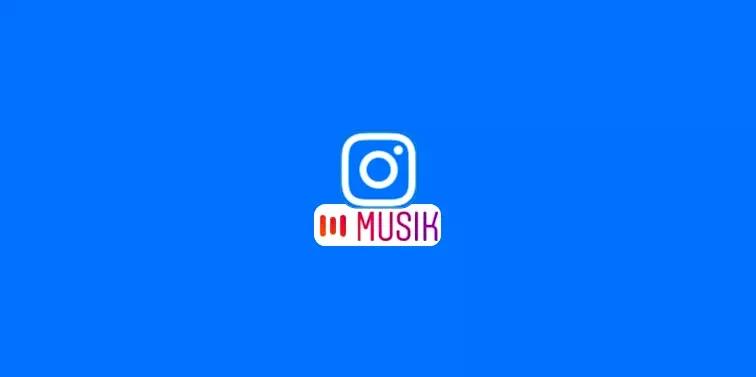 cara menambahkan musik ke cerita instagram