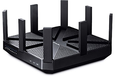 Download Firmware TP-Link AC5400 Wireless Wi-Fi Tri-Band Gigabit Router (Archer C5400)