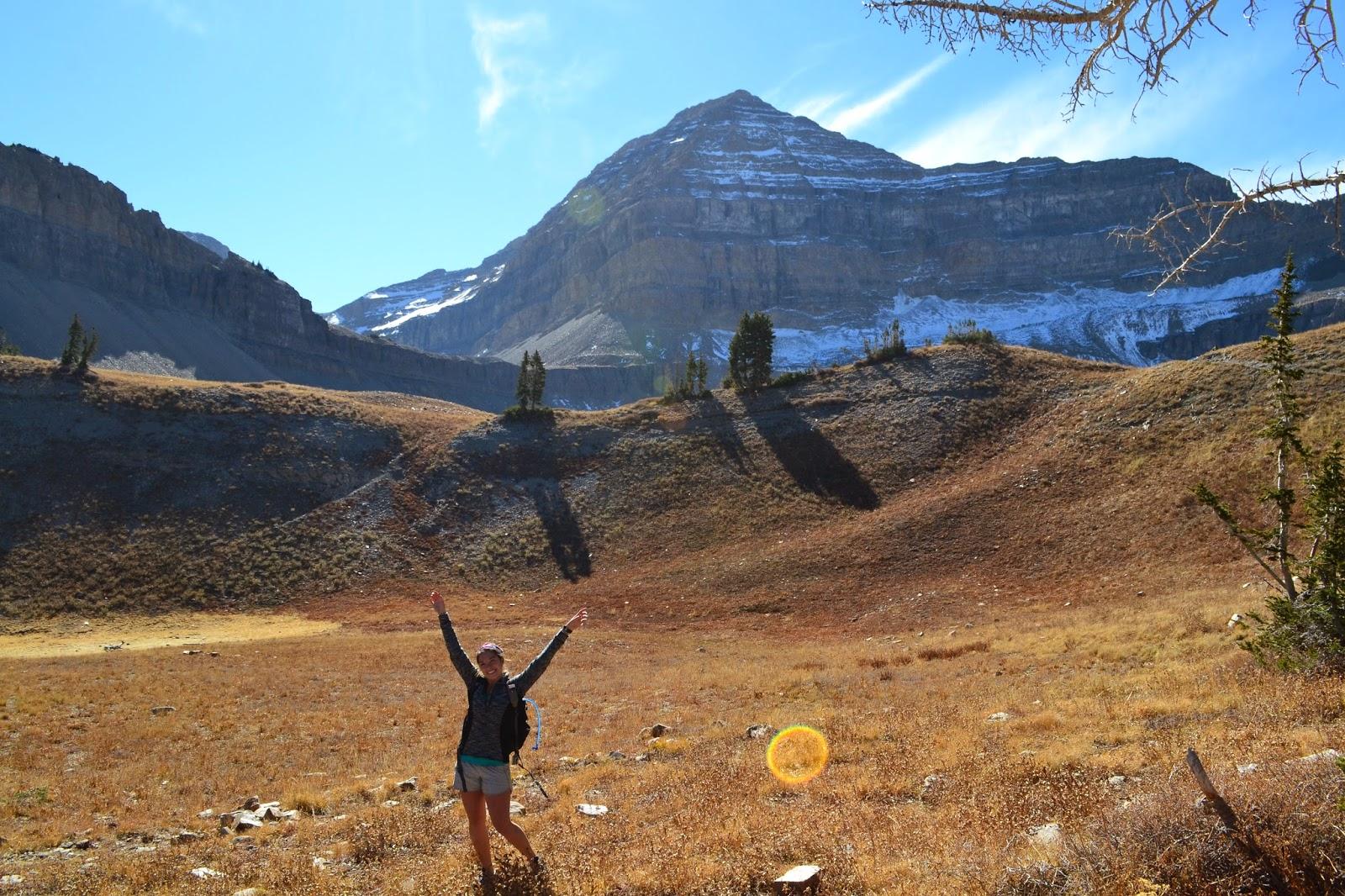 Katie Wanders : Mount Timpanogos, Utah - Hiking to the ...