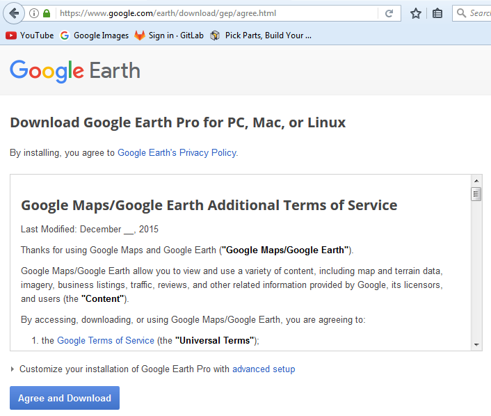How to Start Using Google Earth on Your Computer - Inforisticblog Download Google Map For Computer on