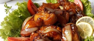 Cara Membuat Ayam Goreng Mentega Dengan Bumbu Sederhana Resep Masakan Indonesia
