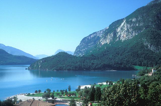 Lago di Molveno (Trento) Viaggynfo travel blog