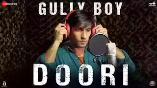 Doori lyrics - Gully Boy