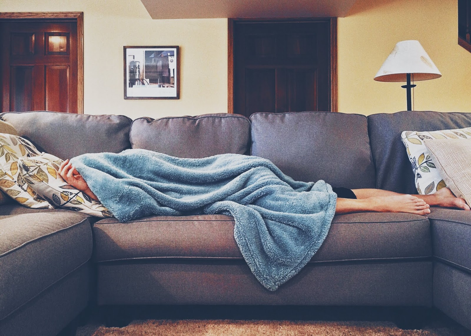 TV shows for when you don't feel well