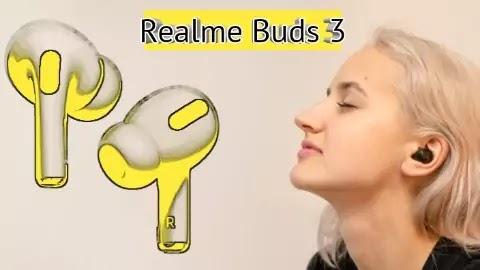 Realme Buds 3 includes the active noise-cancellation feature to be launched this month.