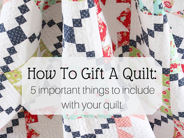 """How To Gift A Quilt <img src=""""https://pic.sopili.net/pub/emoji/twitter/2/72x72/1f381.png"""" width=20 height=20>"""