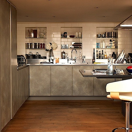 30 Stylish Modern Industrial Kitchen Interior Designs Ideas Art Home Design