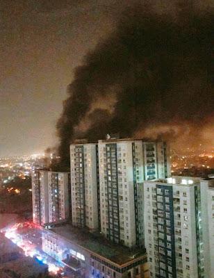 Các vụ cháy chung cư liên tiếp xảy ra khiến người dân vô cùng lo lắng