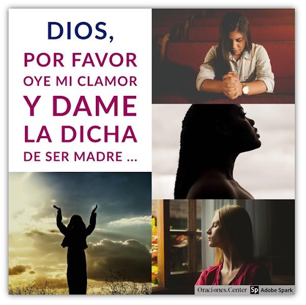 Oración para Pedir Embarazo - Hecho por Mujeres del Mundo Hispánico
