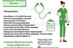 Lowongan Kerja Amira Clinic